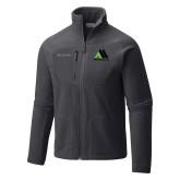 Columbia Full Zip Charcoal Fleece Jacket-Marastar