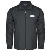 Full Zip Charcoal Wind Jacket-Cragar