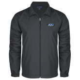 Full Zip Charcoal Wind Jacket-ITP