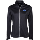 Ladies Callaway Stretch Performance Black Jacket-Cragar
