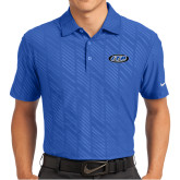 Nike Dri Fit Royal Embossed Polo-ITP