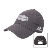 Adidas Charcoal Slouch Unstructured Low Profile Hat-Cragar