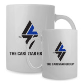 Full Color White Mug 15oz-The Carlstar Group