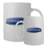 Full Color White Mug 15oz-Cragar