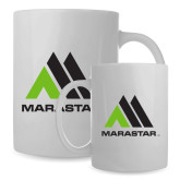 Full Color White Mug 15oz-Marastar