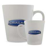 Full Color Latte Mug 12oz-Cragar