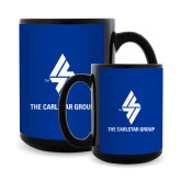 Full Color Black Mug 15oz-The Carlstar Group