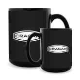Full Color Black Mug 15oz-Cragar