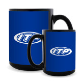 Full Color Black Mug 15oz-ITP
