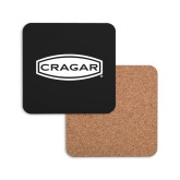 Hardboard Coaster w/Cork Backing-Cragar