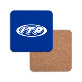 Hardboard Coaster w/Cork Backing-ITP
