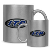 Full Color Silver Metallic Mug 11oz-ITP