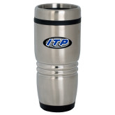 Rolling Ridges Silver Stainless Tumbler 16oz-ITP