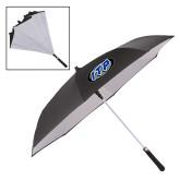 48 Inch Auto Open Black/White Inversion Umbrella-ITP