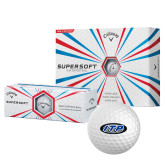 Callaway Supersoft Golf Balls 12/pkg-ITP