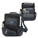 Momentum Black Computer Messenger Bag-ITP