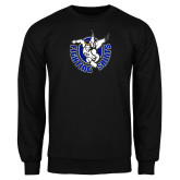 Black Fleece Crew-Fighting Saints