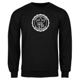Black Fleece Crew-College Seal