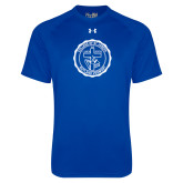 Under Armour Royal Tech Tee-College Seal