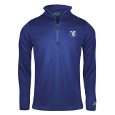 Russell Royal Heather 1/4 Zip-Fighting Saints