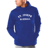 Under Armour Royal Armour Fleece Hoodie-St. Joseph Baseball