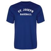 Performance Royal Tee-St. Joseph Baseball