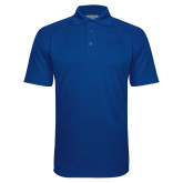 Royal Textured Saddle Shoulder Polo-College of St. Joseph