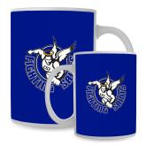 Full Color White Mug 15oz-Fighting Saints