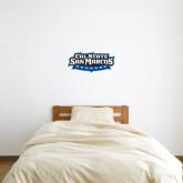 1 ft x 2 ft Fan WallSkinz-Tertiary Logo