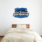 3 ft x 3 ft Fan WallSkinz-Secondary Logo