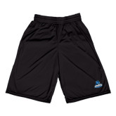 Russell Performance Black 9 Inch Short w/Pockets-Primary Logo