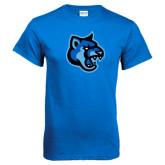 Royal T Shirt-Cougar Head