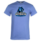 Arctic Blue T Shirt-Primary Logo