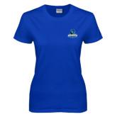 Ladies Royal T Shirt-Primary Logo