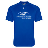 Under Armour Royal Tech Tee-California State University San Marcos