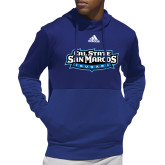 Adidas Royal Team Issue Hoodie-Primary Logo