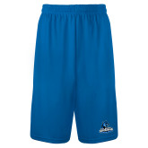 Performance Classic Royal 9 Inch Short-Primary Logo