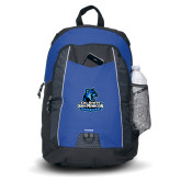 Impulse Royal Backpack-Primary Logo