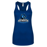 Next Level Ladies Royal Ideal Racerback Tank-Primary Logo