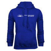 Royal Fleece Hoodie-California State University San Marcos Flat