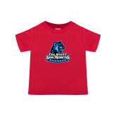 Toddler Red T Shirt-Primary Logo