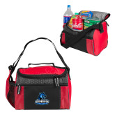 Edge Red Cooler-Primary Logo