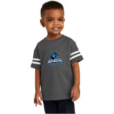 Toddler Vintage Charcoal Jersey Tee-Primary Logo