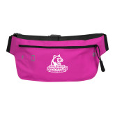Hot Pink Fanny Pack-Primary Logo