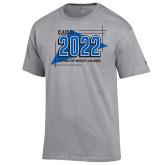 Champion Grey T Shirt-Class of 2021
