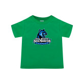 Toddler Kelly Green T Shirt-Primary Logo