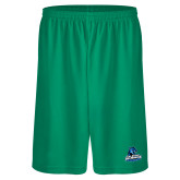 Performance Classic Kelly Green 9 Inch Short-Primary Logo