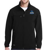 DRI DUCK Motion Black Softshell Jacket-Primary Logo