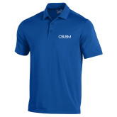 Under Armour Royal Performance Polo-CSUSM with University