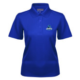 Ladies Royal Dry Mesh Polo-Primary Logo